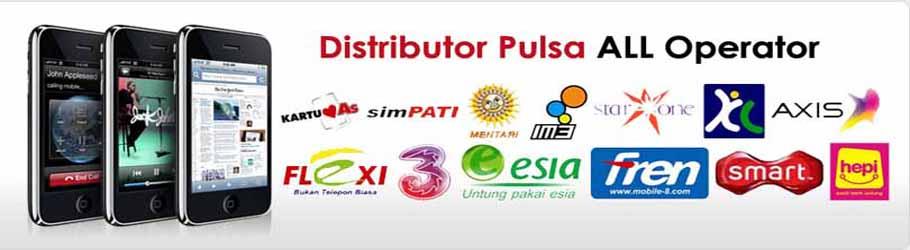 Pulsa Elektrik Paling Murah 1 Chip all operator